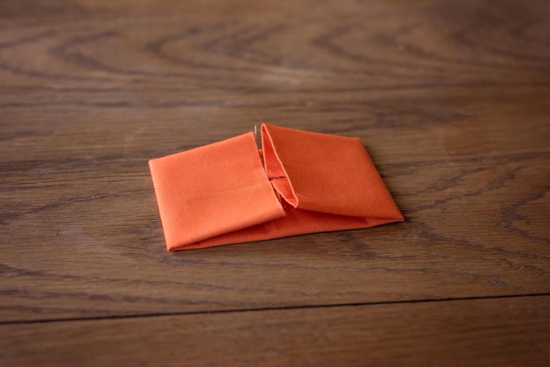 DIY bow tie instructions
