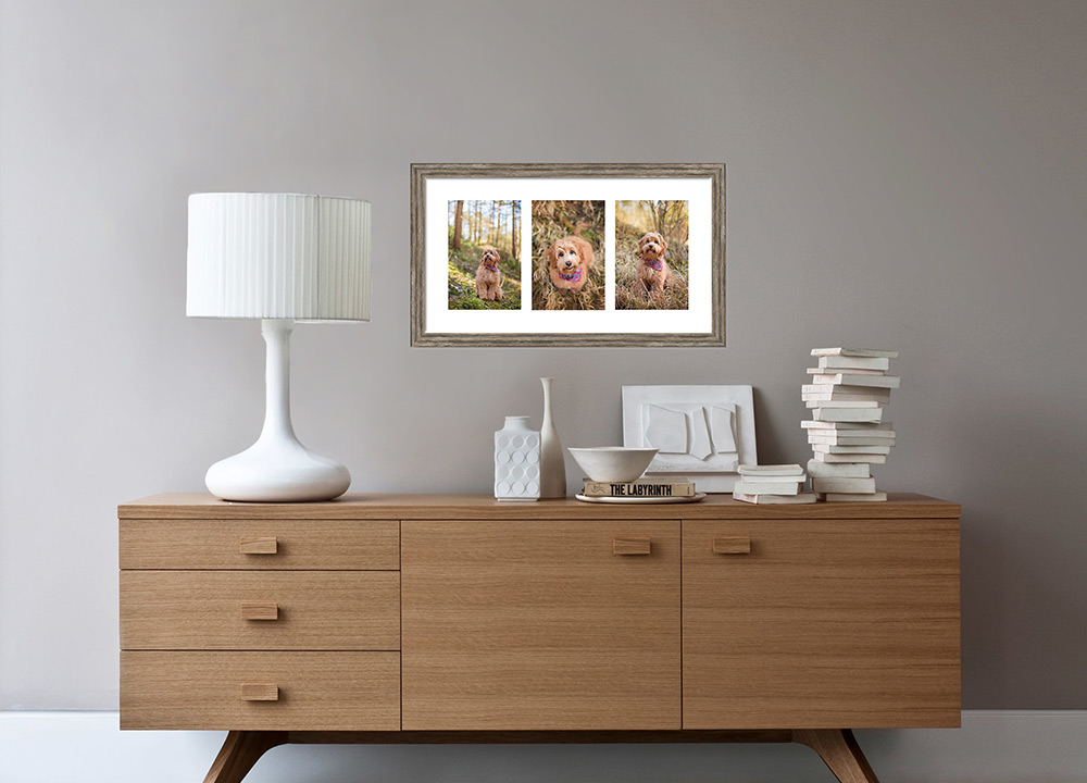 framed-prints-above-sideboard