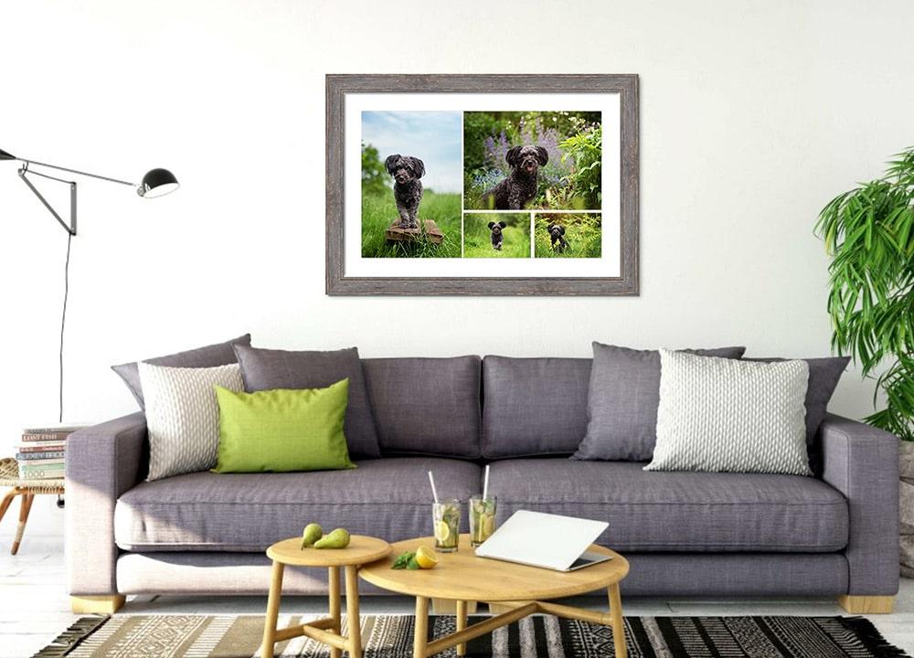 framed-storyboard-above-sofa