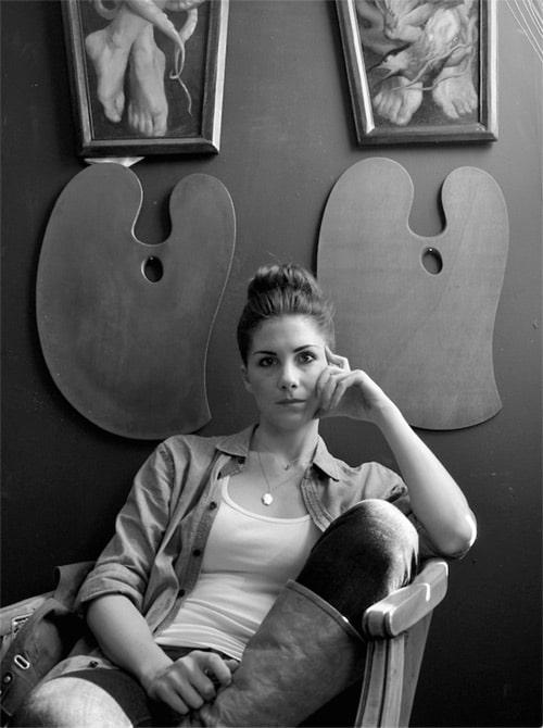 New York Artist and Painter, Jennifer Gennari